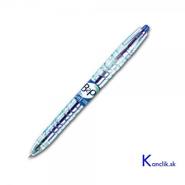 Gélové pero modré PILOT B2P